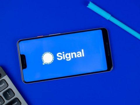 تطبيق Signal