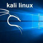طريقة تثبيت Kali Linux على ويندوز