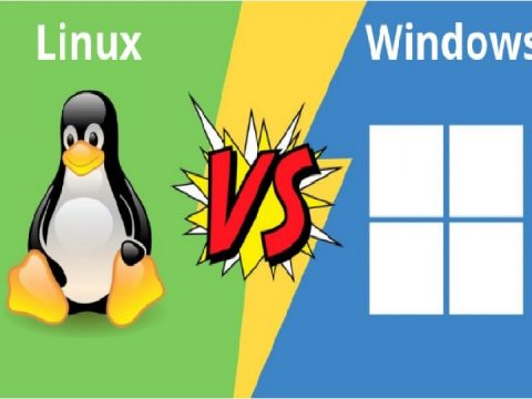 مقارنة بين ويندوز و لينكس